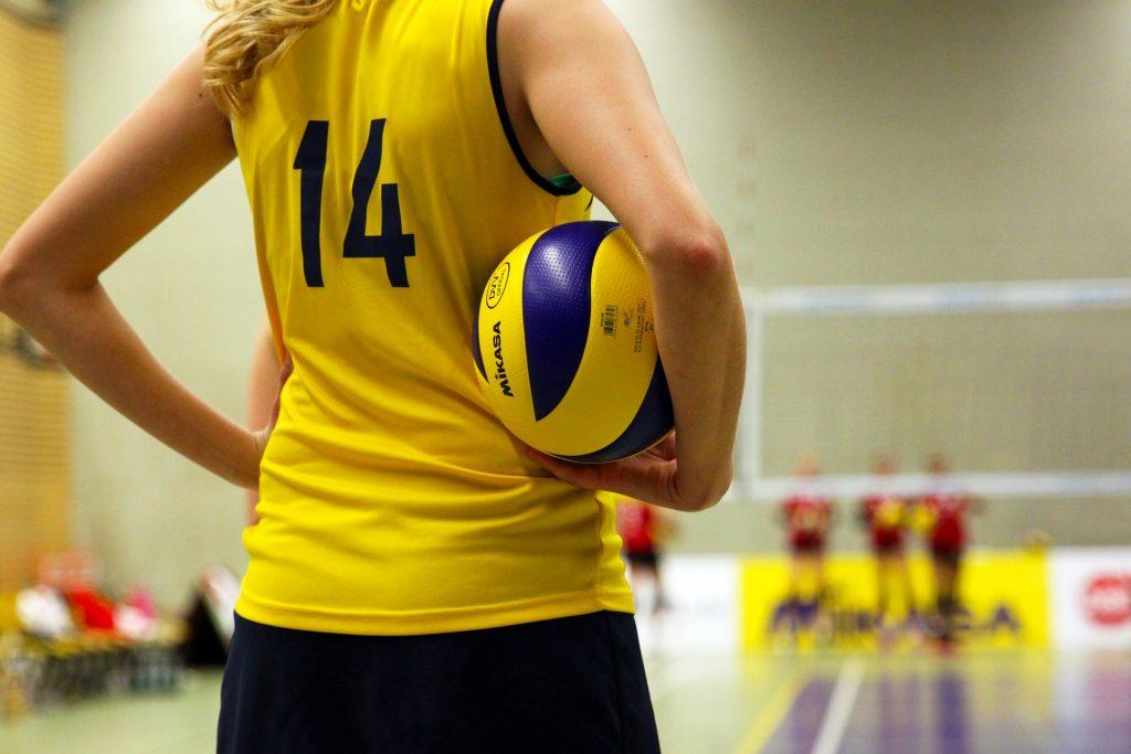 Volleyball - Mixed-Mannschaft Saisonvorbereitung