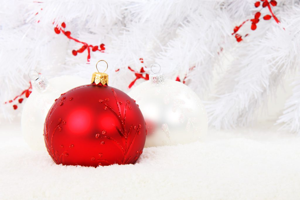 Frohe Weihnachten und Alles Gute für das Jahr 2019!