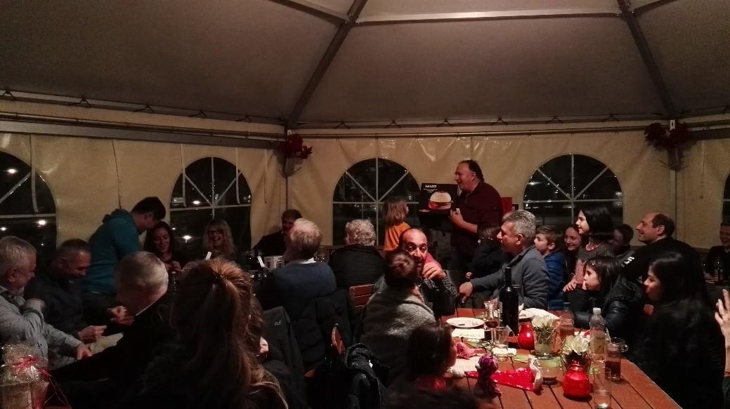 Weihnachtsfeier Im Januar.Weihnachtsfeier Der Volleyballabteilung Tsg Ziegelhausen