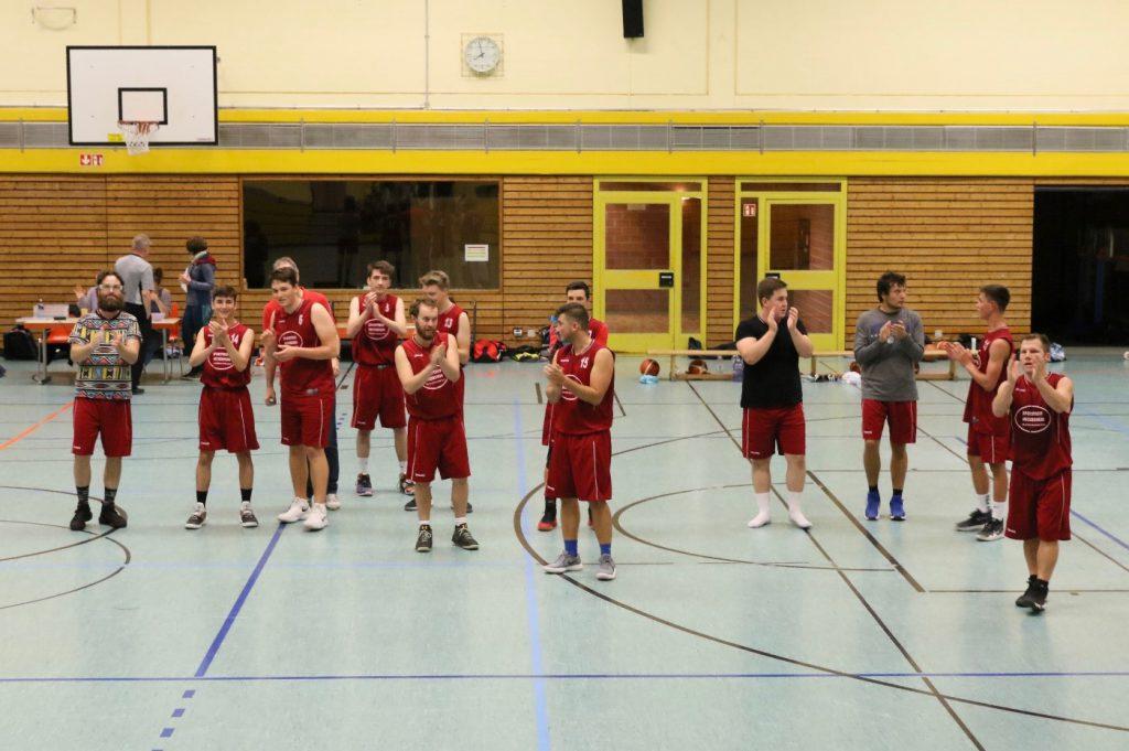 Basketball Herren I - Spannendes Spiel gegen Mannheim 5!