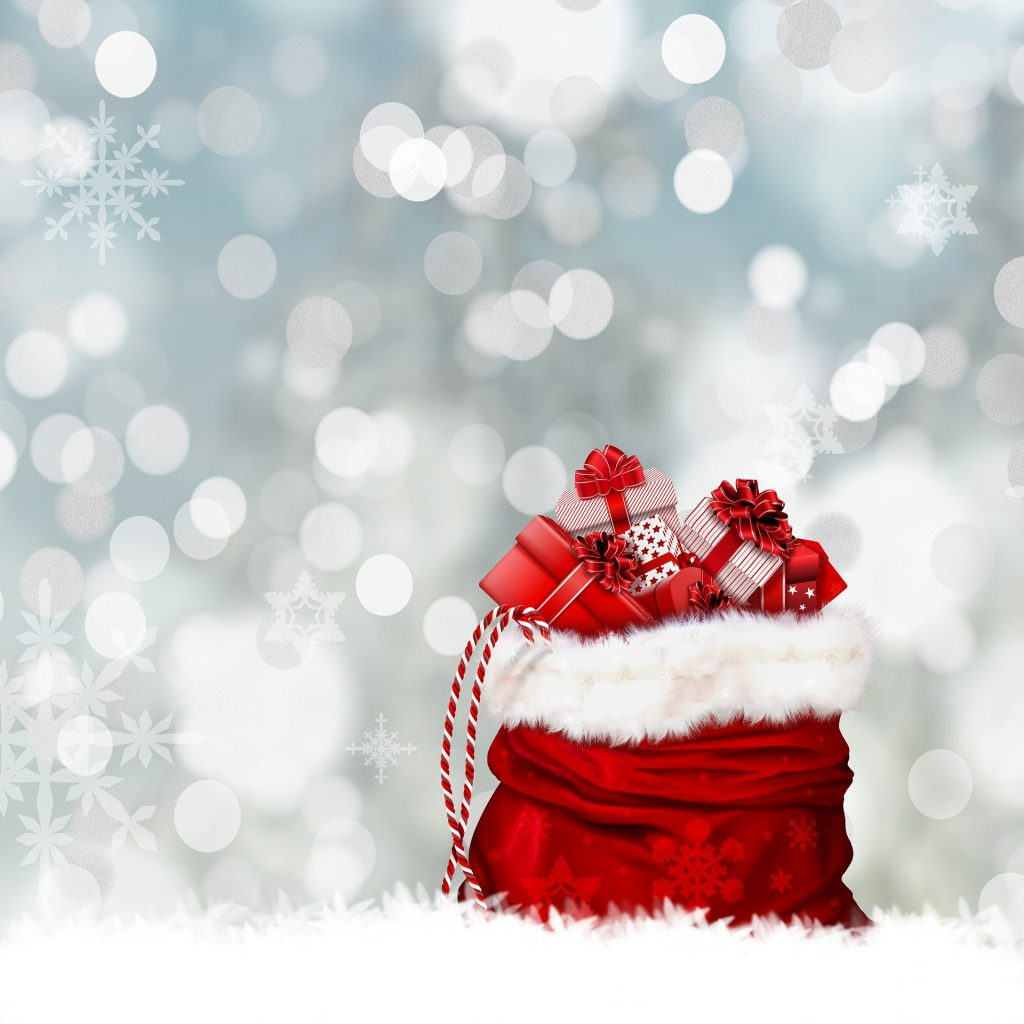 Frohe Weihnachten und ein gutes Jahr 2020!