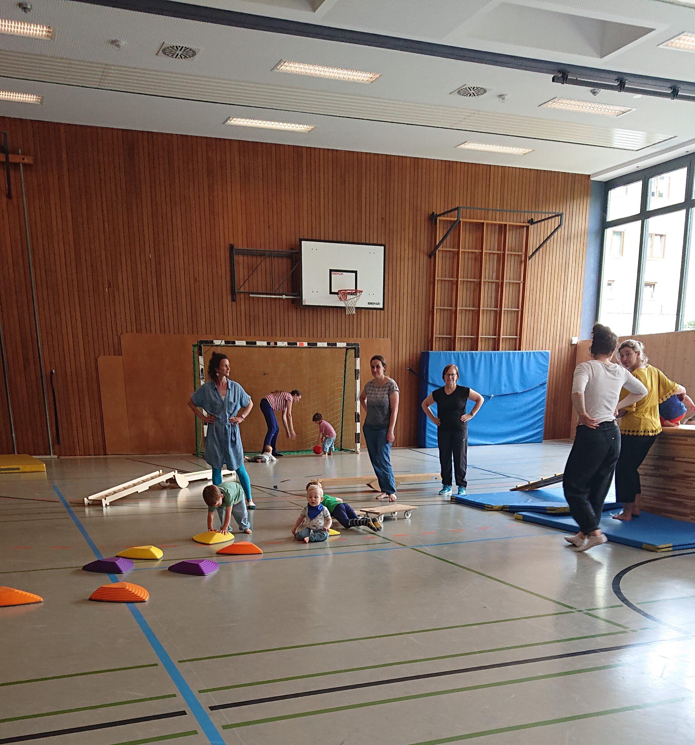 Sport mit Kindern 2021/6
