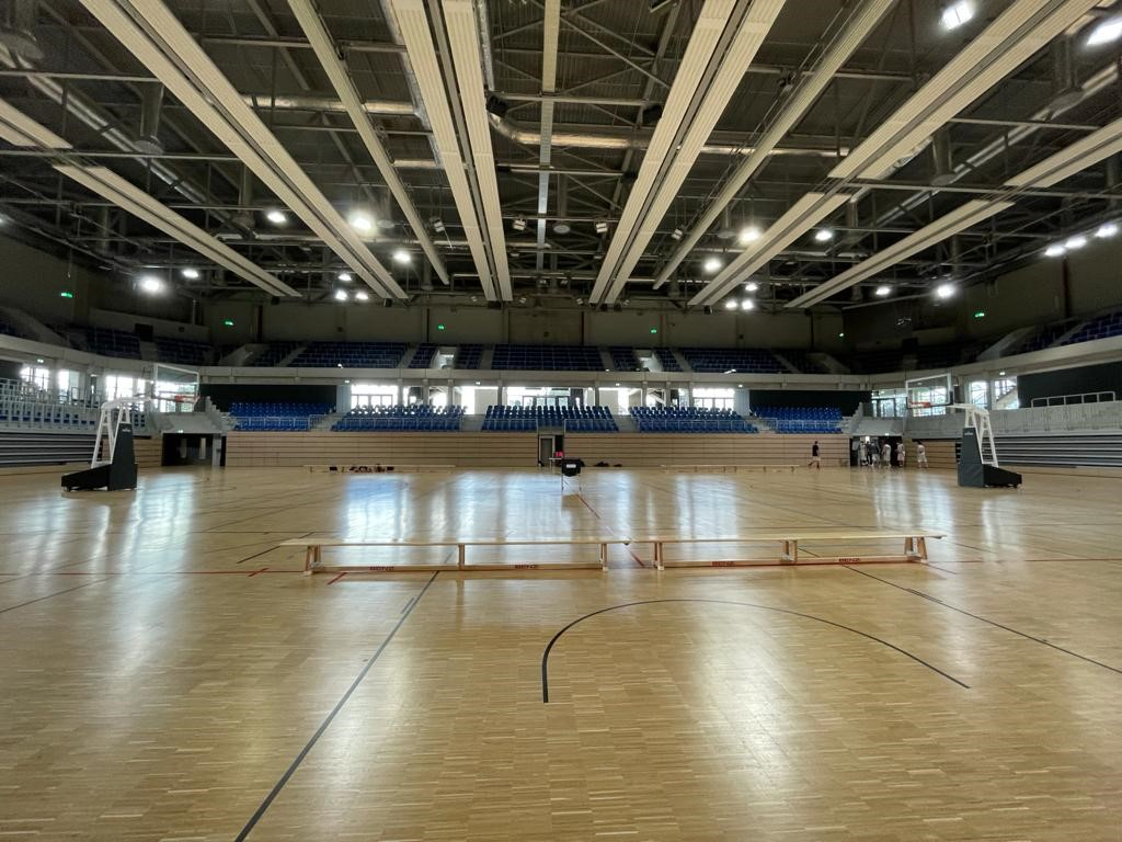 Basketball – Testspiel gegen NBBL-Team aus den Niederlanden…!!!