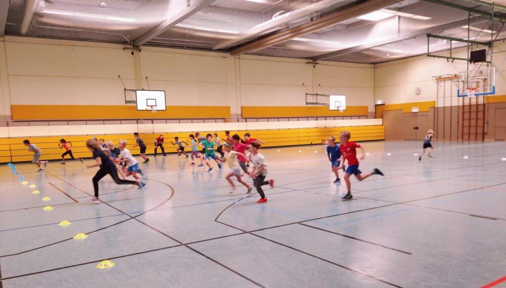 Basketball – Ferienpass-Programm…!!!