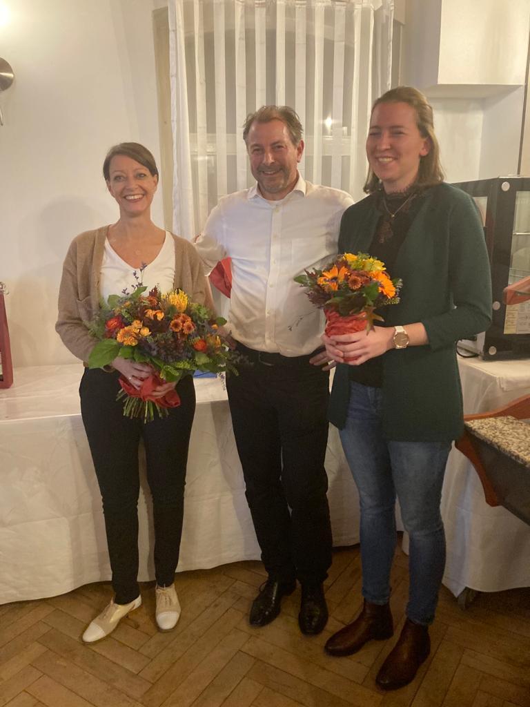 Anette Fink ist neue Vorsitzende der TSG 1882 Ziegelhausen e.V.